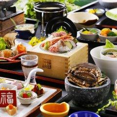 Отель Fukudaya Ундзен питание фото 2
