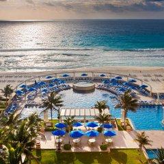 Отель Marriott Cancun Resort 4* Представительский люкс с различными типами кроватей