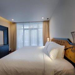 Отель Belle Maison Hadana Hoi An Resort & Spa - managed by H&K Hospitality. 4* Представительский номер с различными типами кроватей фото 11