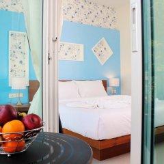 Отель Natalie House 1 2* Улучшенный номер с различными типами кроватей фото 9