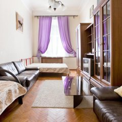 Апартаменты на Большой Конюшенной комната для гостей фото 2