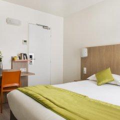 Отель Bel Oranger Gare De Lyon 3* Стандартный номер с двуспальной кроватью фото 6