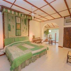 Отель Sigiriya Village 4* Улучшенный коттедж с различными типами кроватей фото 5