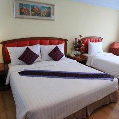 Karnmanee Palace Hotel 4* Номер Делюкс с различными типами кроватей фото 7