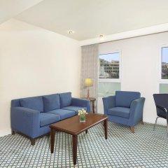 Отель Courtyard by Marriott Dubai Green Community Полулюкс с различными типами кроватей фото 4