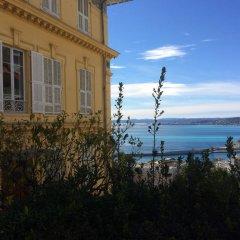 Отель Villa Vermorel Франция, Ницца - отзывы, цены и фото номеров - забронировать отель Villa Vermorel онлайн балкон