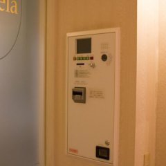 Отель Pacela Фукуока сейф в номере