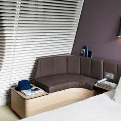 Отель OKKO Hotels Lyon Pont Lafayette 4* Номер Комфорт с различными типами кроватей