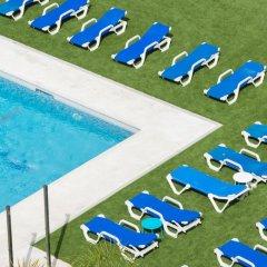 Отель Aparthotel Veramar фитнесс-зал фото 2