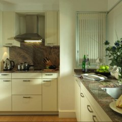Апартаменты Cheval Knightsbridge Apartments Лондон в номере