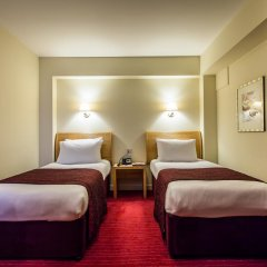 Отель Holiday Inn London - Kensington 4* Стандартный номер фото 10