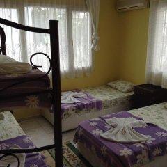Nur Pension Стандартный семейный номер с двуспальной кроватью фото 4