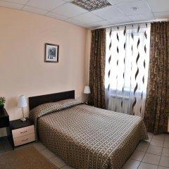 Гостиница Перекресток Стандартный номер 2 отдельные кровати фото 2