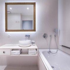 Отель Relais du Silence Hôtel des Tuileries Франция, Париж - отзывы, цены и фото номеров - забронировать отель Relais du Silence Hôtel des Tuileries онлайн ванная