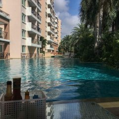 Отель Paradise Park By Vpg Паттайя бассейн фото 2