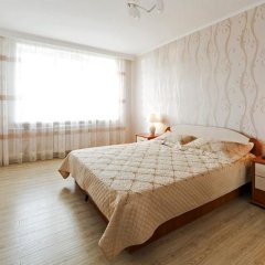 Апартаменты Bolshoy Tishinsky Apartment комната для гостей фото 2