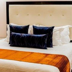 Hotel Ticuán 3* Номер Делюкс с различными типами кроватей