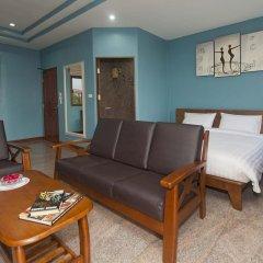Pattaya Garden Apartments Boutique Hotel 3* Номер Делюкс с различными типами кроватей фото 3