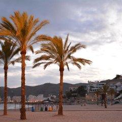 Отель L'Escala II Испания, Кульера - отзывы, цены и фото номеров - забронировать отель L'Escala II онлайн пляж фото 2