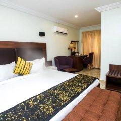 Отель Visa Karena Hotels 3* Люкс с различными типами кроватей фото 3