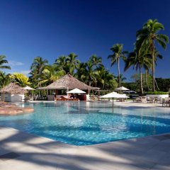 Отель The Pearl South Pacific Resort Фиджи, Вити-Леву - отзывы, цены и фото номеров - забронировать отель The Pearl South Pacific Resort онлайн бассейн фото 5