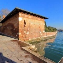 Отель Charmsuite Palladio Венеция приотельная территория