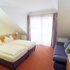 Hotel Nummerhof 3* Стандартный номер фото 4