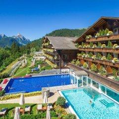 ERMITAGE Wellness- & Spa-Hotel бассейн