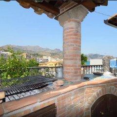 Отель Casa Hibiscus Джардини Наксос балкон