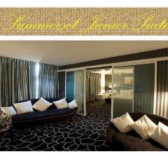 Summerset Continental Hotel Asokoro комната для гостей