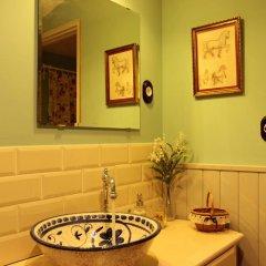 Отель El Elanio ванная