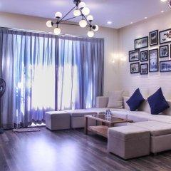 Апарт-отель Gold Ocean Nha Trang интерьер отеля