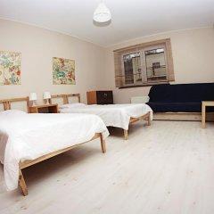 Отель Hevelius Residence Стандартный номер с 2 отдельными кроватями фото 3