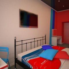 Hostel Racing Paradise Стандартный номер с различными типами кроватей фото 27