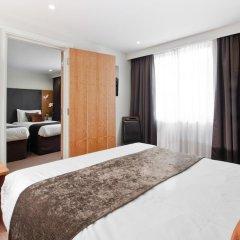Отель The RE London Shoreditch 4* Стандартный номер с двуспальной кроватью фото 4