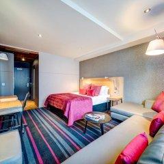 Apex City of Edinburgh Hotel 4* Стандартный номер с разными типами кроватей фото 3