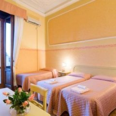 Hotel Fiorita 2* Стандартный номер с различными типами кроватей фото 13