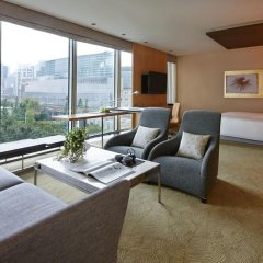 Four Seasons Hotel Tokyo at Marunouchi 5* Номер Премиум с различными типами кроватей фото 2