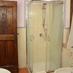 Отель B&B La Luna di Giulia Поденцана ванная