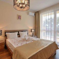 Апарт-Отель Golden Line Апартаменты с различными типами кроватей фото 10