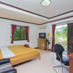 Отель Patong Rai Rum Yen Resort 3* Стандартный номер с двуспальной кроватью фото 5