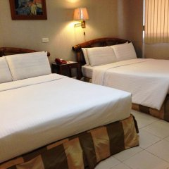 Beverly Boutique Business Hotel 3* Номер Делюкс с различными типами кроватей фото 2