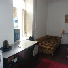 Хостел Столичный Экспресс Кровать в общем номере с двухъярусной кроватью фото 7