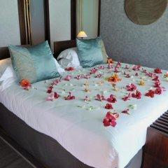 Отель InterContinental Bora Bora Resort and Thalasso Spa 5* Стандартный номер с различными типами кроватей фото 5