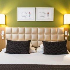 Hotel Luzeiros São Luis 3* Улучшенный номер с различными типами кроватей фото 2