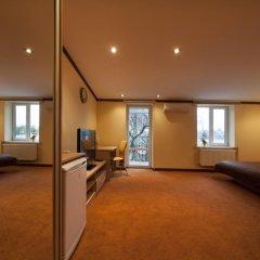 Geneva Apart Hotel 3* Улучшенный номер с различными типами кроватей фото 2