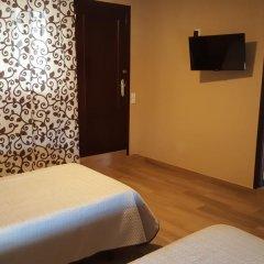 Отель Hostal Málaga Стандартный номер с двуспальной кроватью фото 19