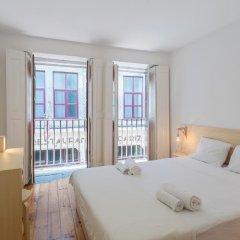 Отель Oporto City Flats Cimo de Vila B&B Порту комната для гостей фото 2