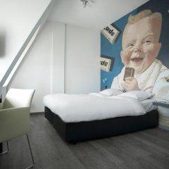Отель Inntel Hotels Amsterdam Zaandam Нидерланды, Занстад - отзывы, цены и фото номеров - забронировать отель Inntel Hotels Amsterdam Zaandam онлайн комната для гостей фото 2