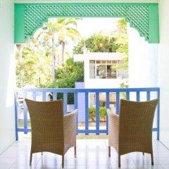 Отель Tobys Resort балкон